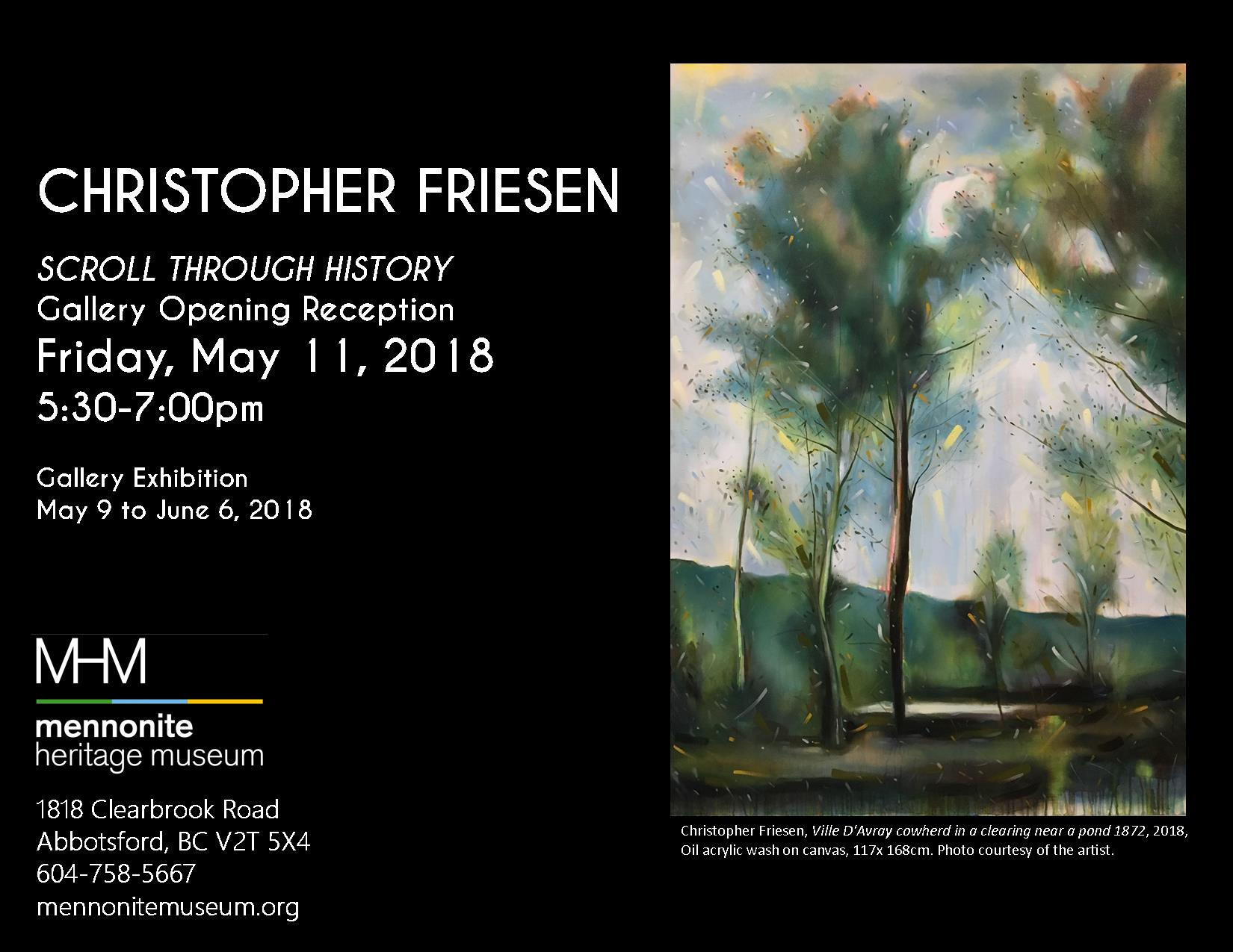 2018 05 11 Gallery Opening Reception