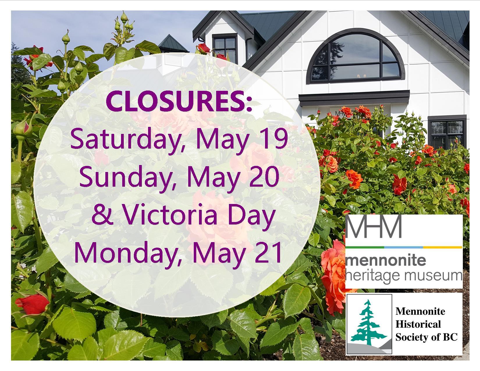 2018 05 Closures