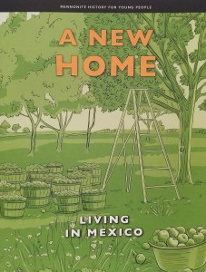 Mennonite History for Young People Vol. 3 - A New Home