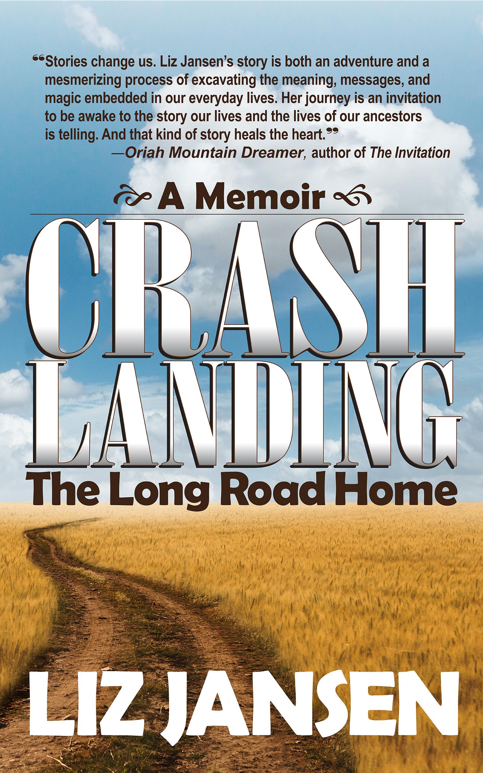 Crash Landing - KDP digital cover