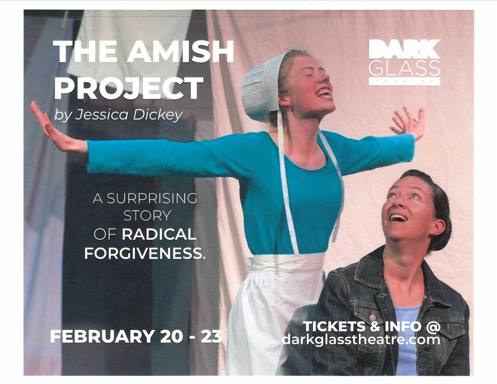 Amish Project 1 Formatted